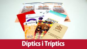 Díptics i tríptics