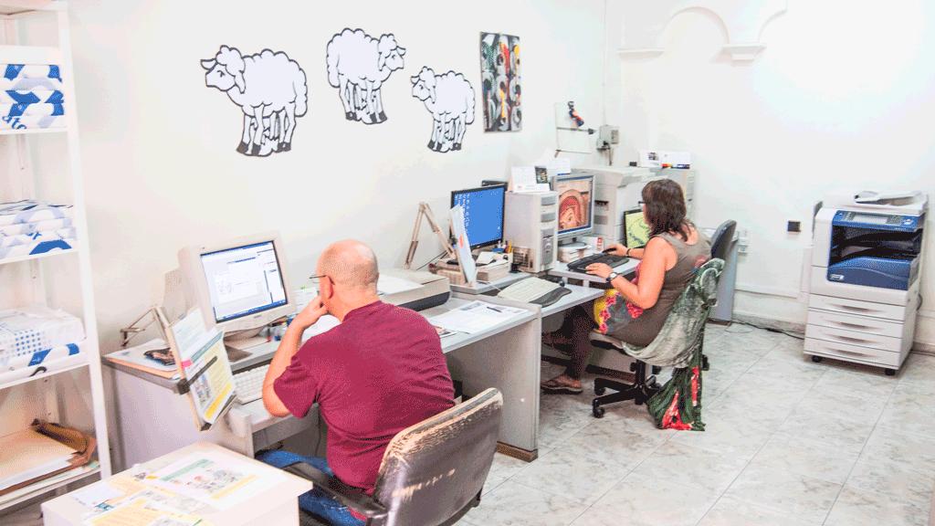 L'empresa - Impremta Castellar