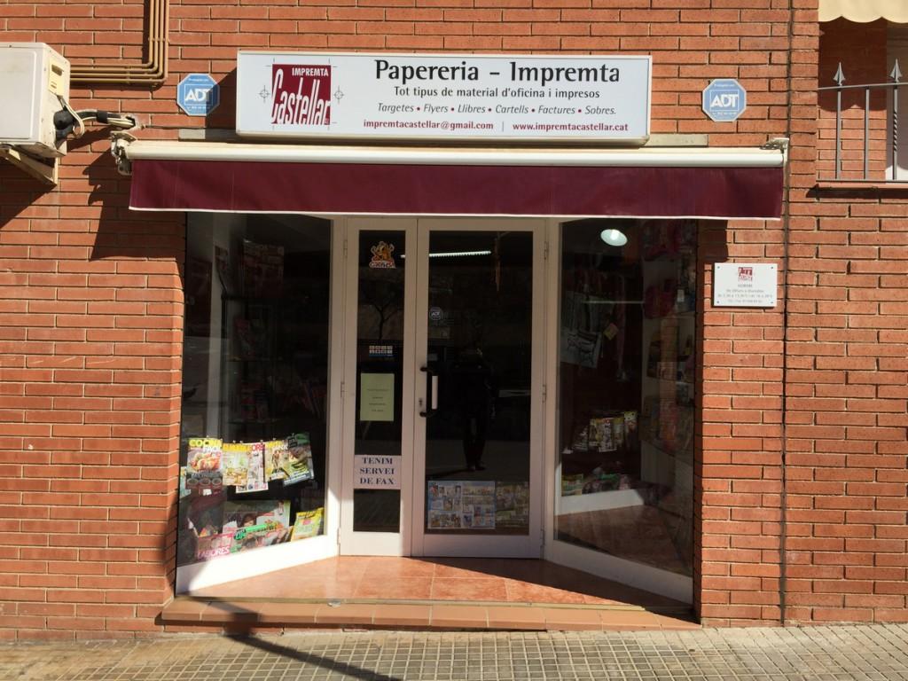 Papereria Impremta Castellar